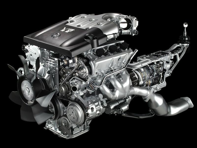 двигателей автомобилей